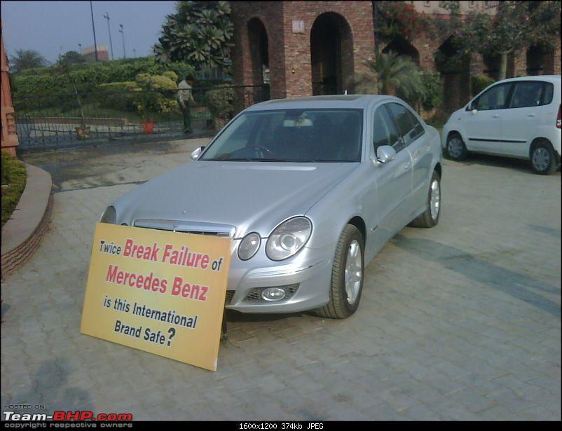 This Guy is certainly  Peeved with his very expensive purchase (Mercedes - E Class)-haveli_owners_e280_jalandhar-4.jpg