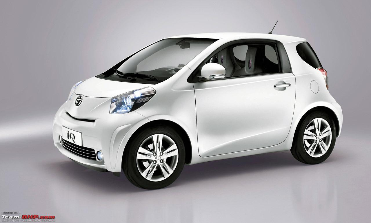 Why Donu0027t We Have Compact And Affordable 2 Seater Cars? Toyotaiq1.