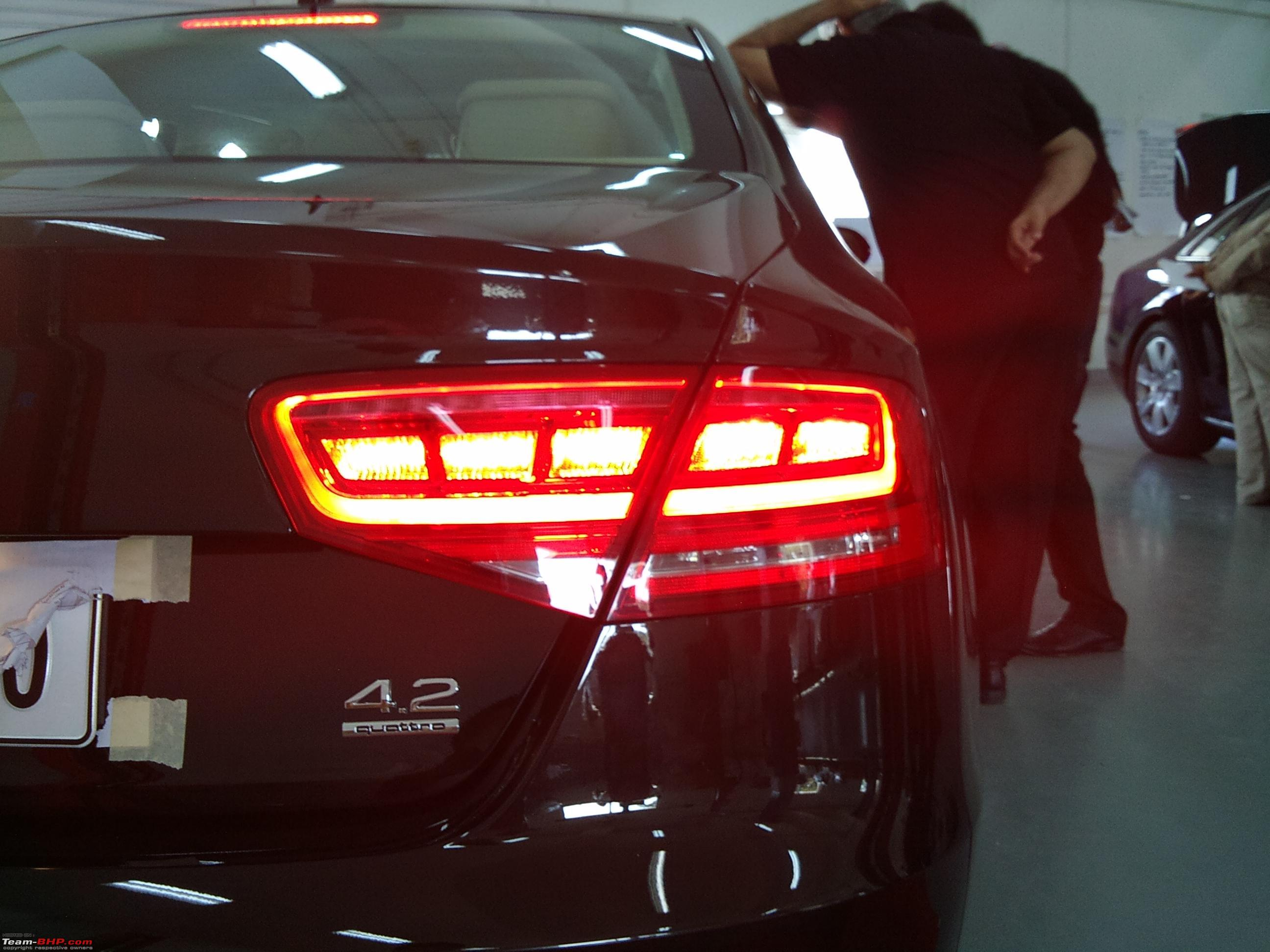 Audi A8 L Details Specs And Prices Page 2 Team Bhp