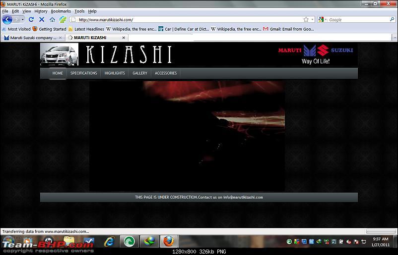 Maruti Suzuki Kizashi 'Spotted' in Gurgaon EDIT: Launched  at Rs. 16.5 Lakh Ex Delhi-teambhp-kizashi.png