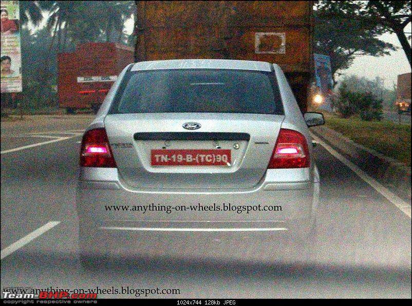 Ford Fiesta Classic Spotted. EDIT : Now launched!-fiesta_classic_spied1.jpg