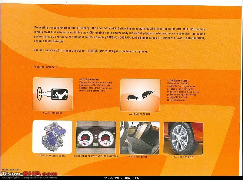 BS-IV Tata Indica to topple Nano as the FE champion? EDIT : Brochure on Pg. 3-scan0013.jpg