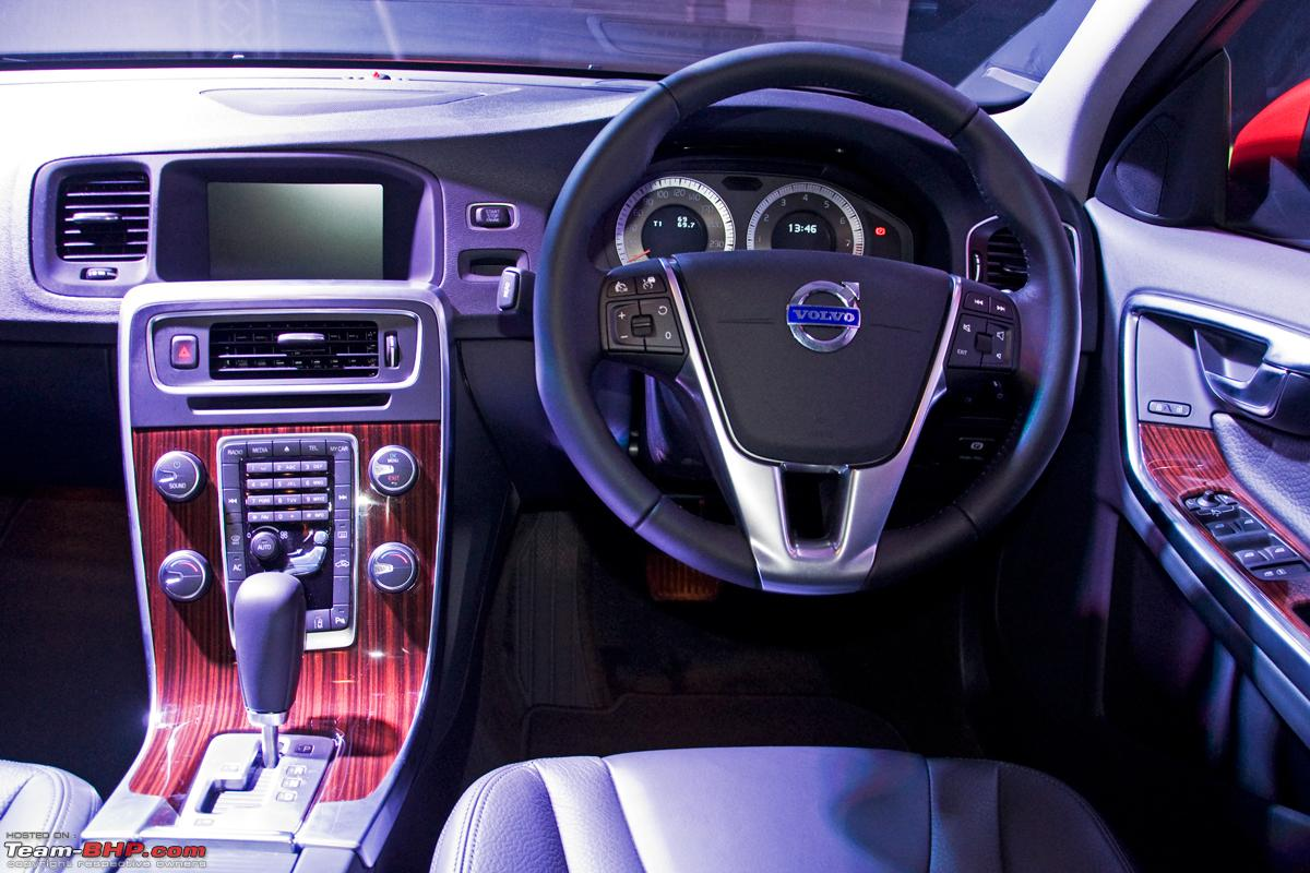 Report Pics Volvo S60 Launched In Mumbai Starts Rs 27 Lakhs