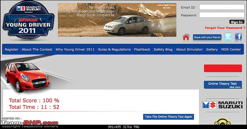 The Autocar Young Driver 2011 Competition-picture-1.png