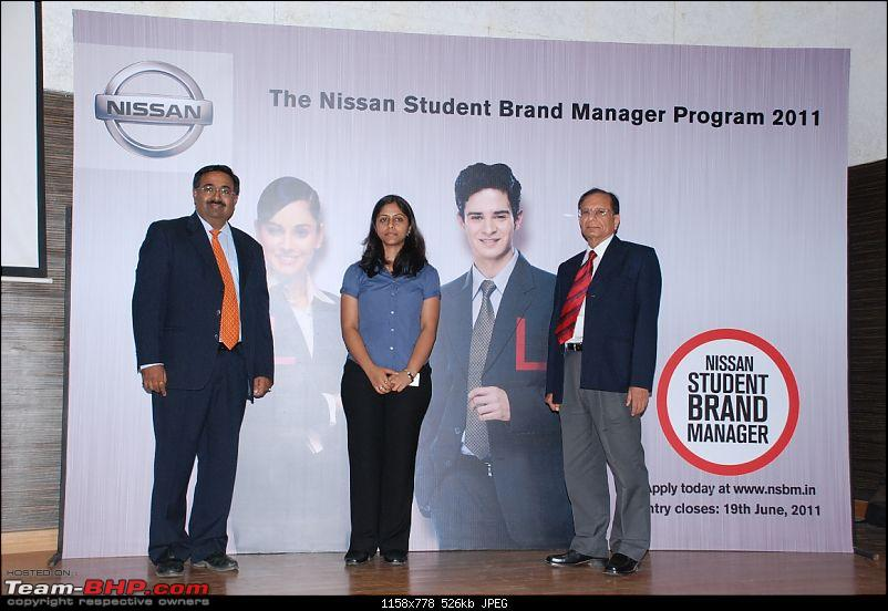 Nissan's *Student Brand Manager* Program. EDIT: Details of 2012 programme on Page 2-nmipl_nsbm_01.jpg