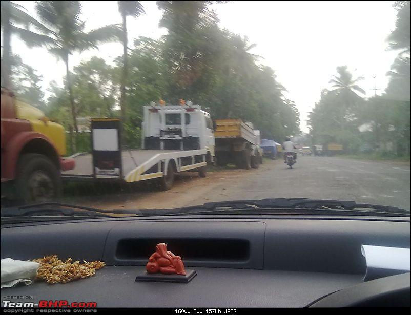 PICS : How flatbed tow trucks would run out of business without German cars!-flay-bed.jpg