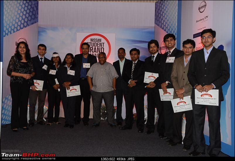 Nissan's *Student Brand Manager* Program. EDIT: Details of 2012 programme on Page 2-nmipl_nsbm2011_18winners_02.jpg