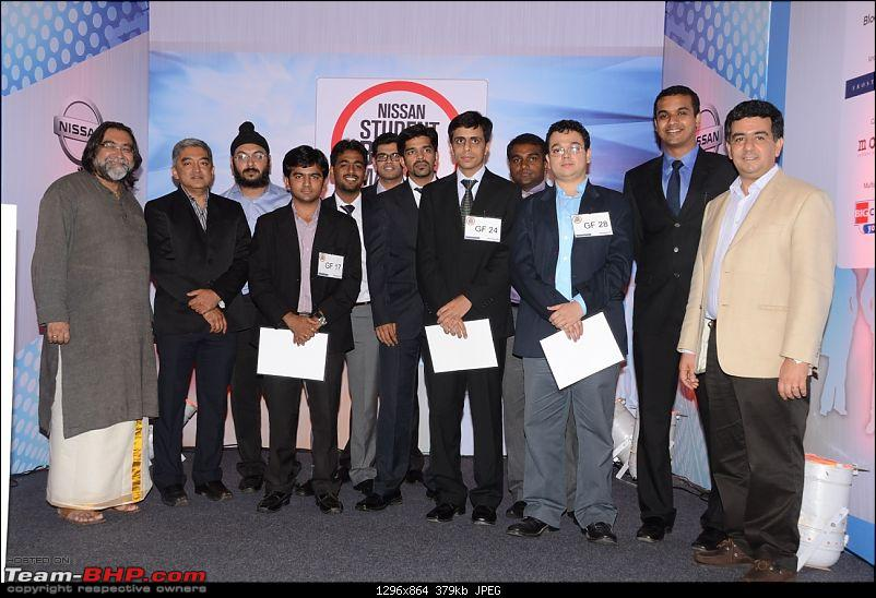 Nissan's *Student Brand Manager* Program. EDIT: Details of 2012 programme on Page 2-nmipl_nsbm2011_18winners_01.jpg