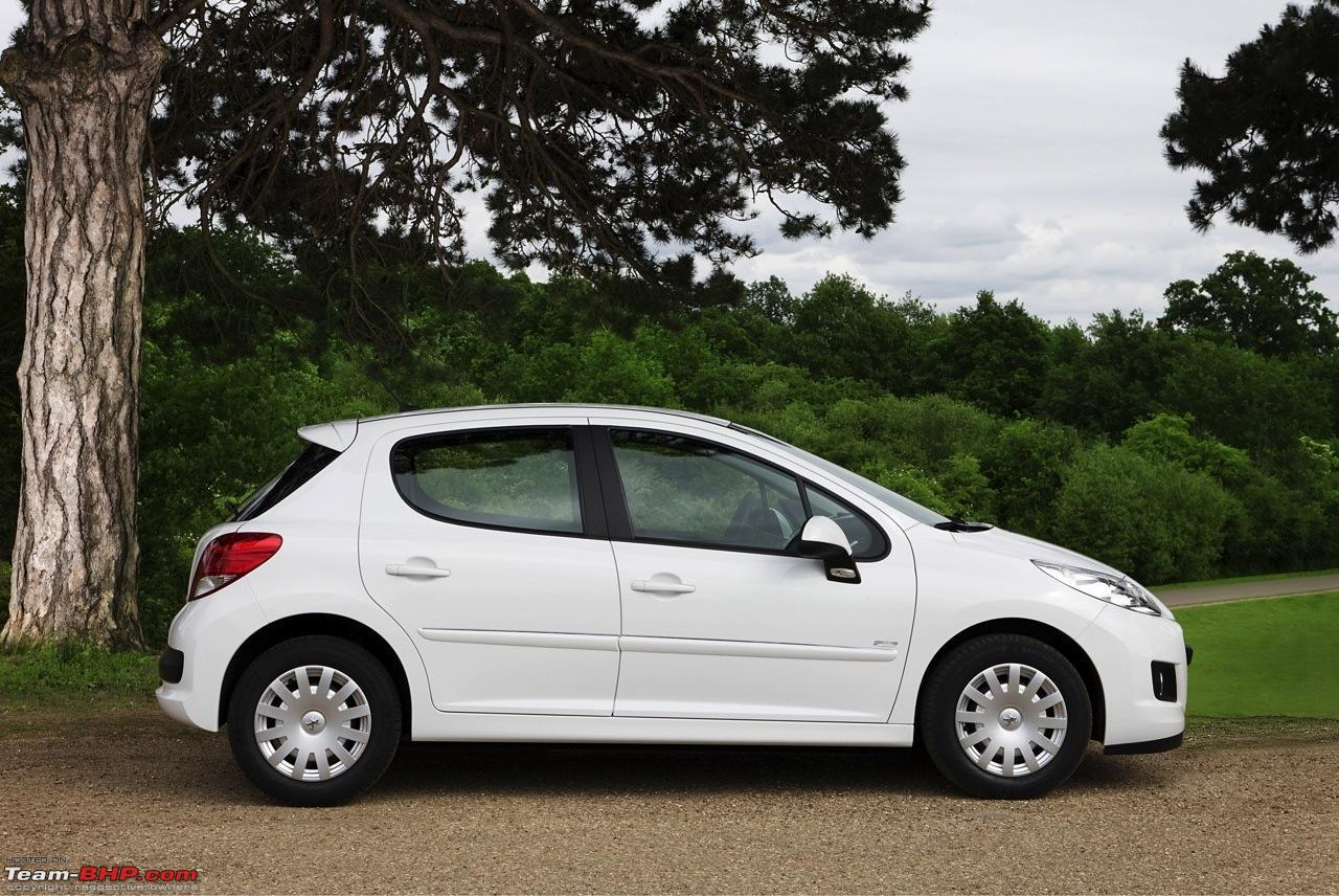 scoop pics peugeot 207 508 spotted testing on the mh expressway team bhp. Black Bedroom Furniture Sets. Home Design Ideas