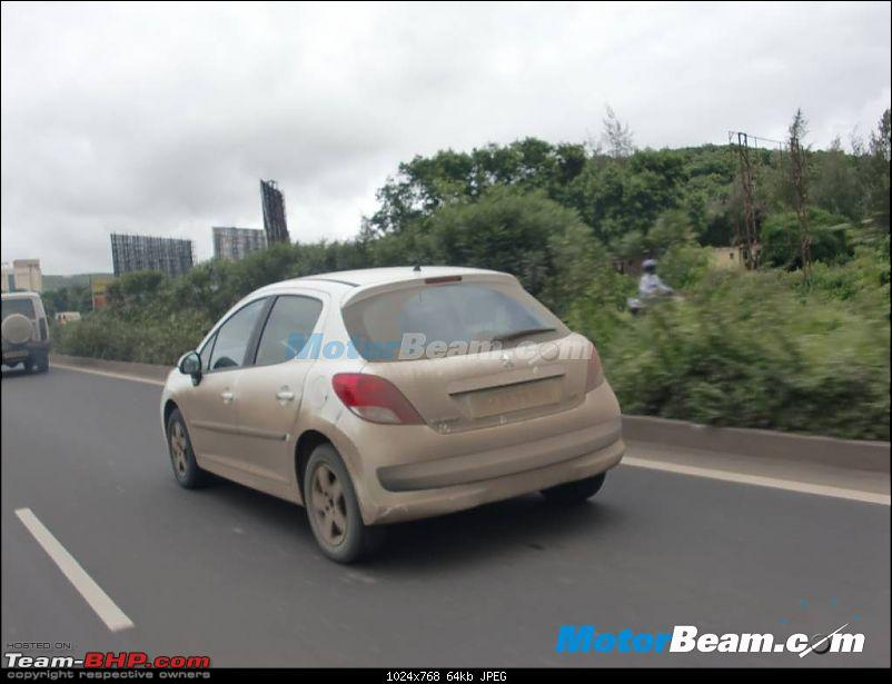 SCOOP Pics : Peugeot (207, 508) spotted testing on the MH Expressway-peugeot_spy_shots141.jpg