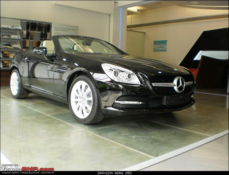 The new SLK 350 (R172) - Now launched in India @ 61.9 Lakh-1.jpg