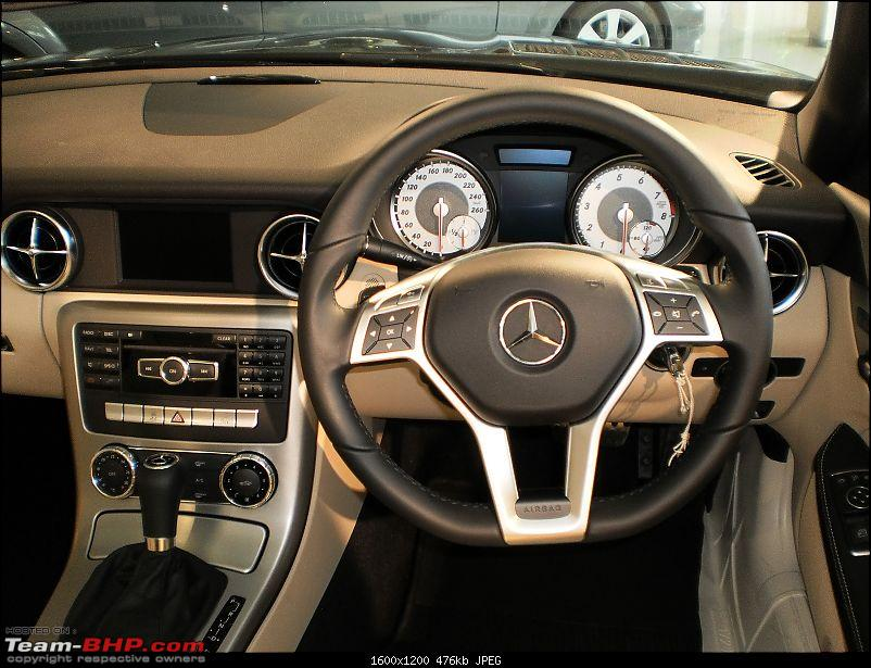 The new SLK 350 (R172) - Now launched in India @ 61.9 Lakh-6.jpg