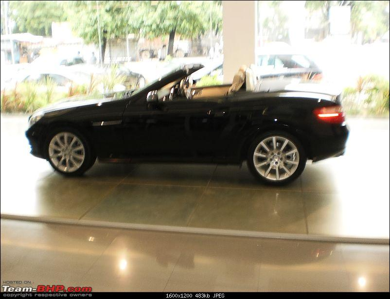The new SLK 350 (R172) - Now launched in India @ 61.9 Lakh-12.jpg