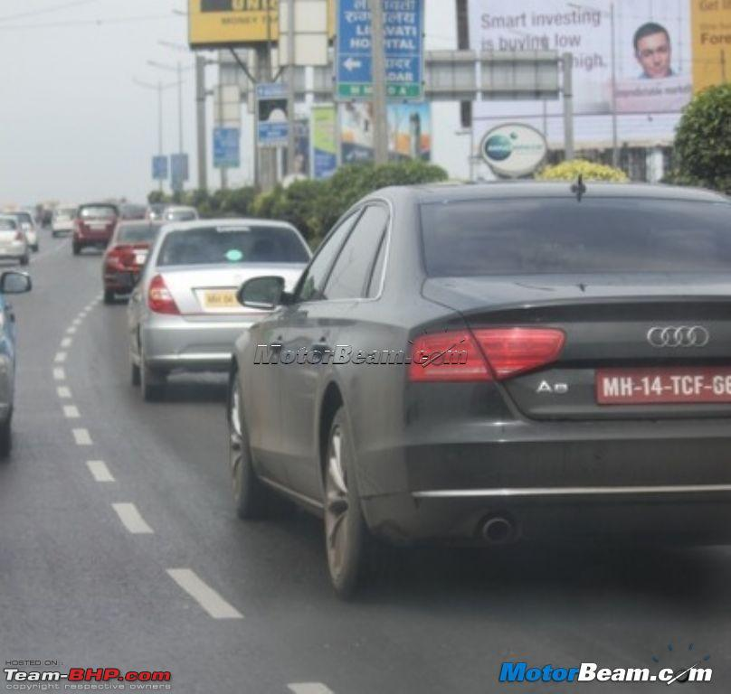 Audi A8 L Details, Specs And Prices