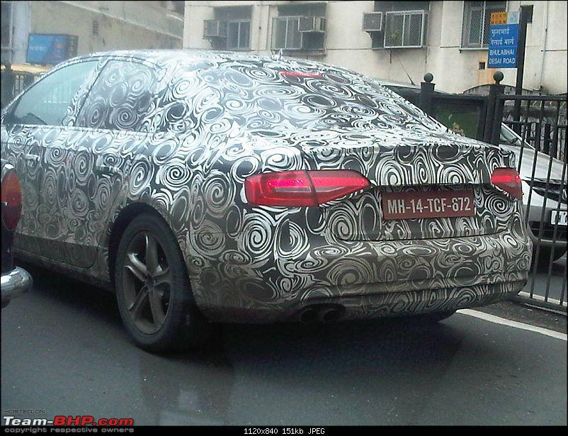 SCOOP* Audi A4 Facelift caught testing on Mumbai roads - Launch on 4th May 2012-img00065201109071228.jpg