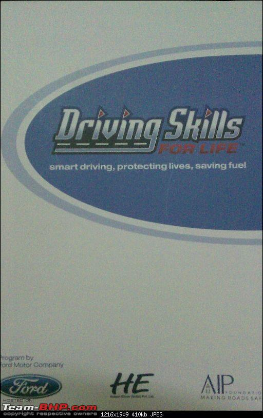 "Ford's ""Driving Skills for Life"" for Bangalore BHPians. EDIT : Report Pg. 10 onward-image_393.jpg"