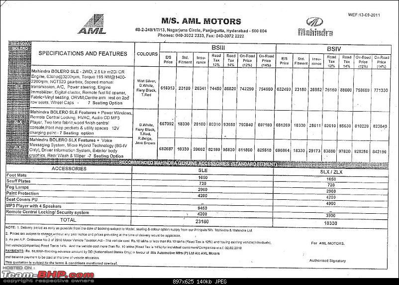 India's largest selling SUV: Mahindra Bolero (Pic-Pg 36. Launch - Pg 41)-bolero.jpg