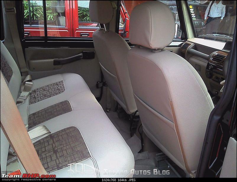 India's largest selling SUV: Mahindra Bolero (Pic-Pg 36. Launch - Pg 41)-mahindrabolerofaceliftimages8.jpg