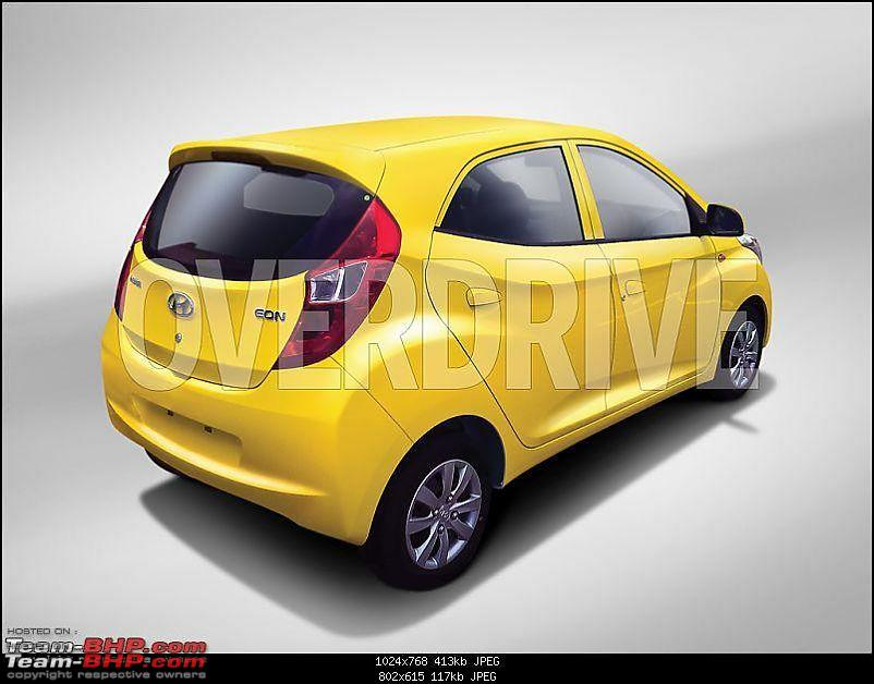 Hyundai Eon Now Launched Prices Between 2 7l 3 71l Ex
