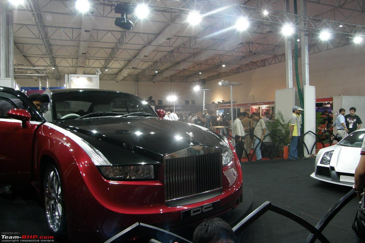 dc design rolls royce in london designer dc Rs 2 cr Rolls Royce gets Rs 1 cr makeover from DC-pb150044b.jpg