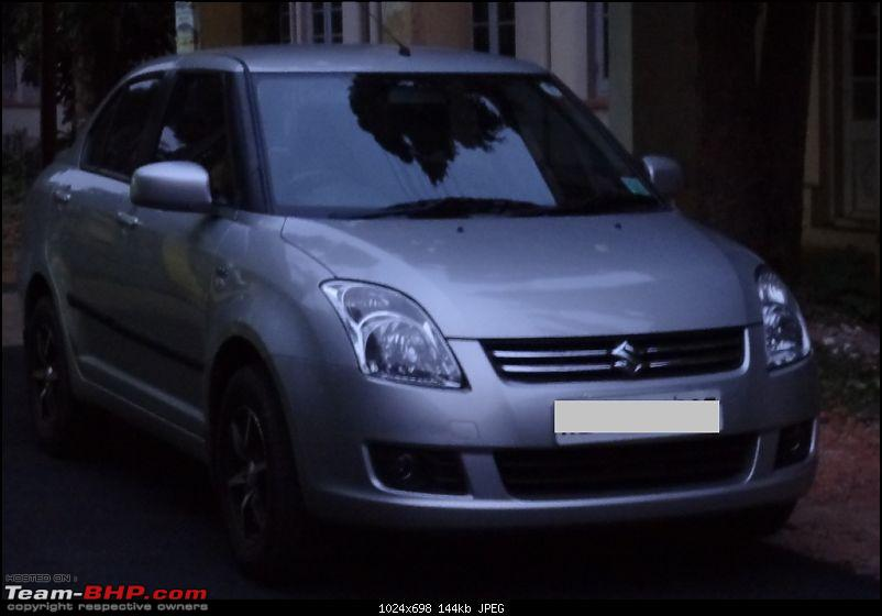 New compact Swift DZire on test-dsc0105422.jpg