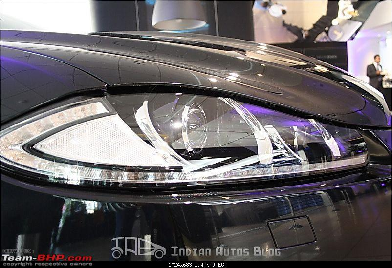Jaguar XF Facelift has reached the Mumbai dealer; to be launched in December 2011-jaguarxffacelift4.jpg
