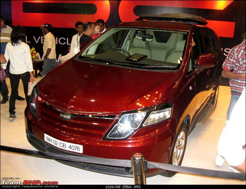 Hyderabad International Auto Show - 2011-dtgnd-4.jpg