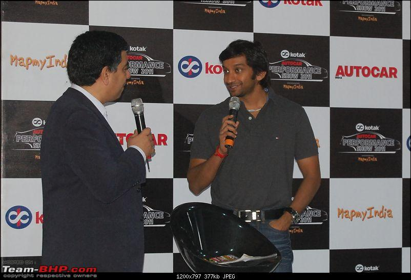 PICS : The Autocar Performance Show 2011-narain.jpg