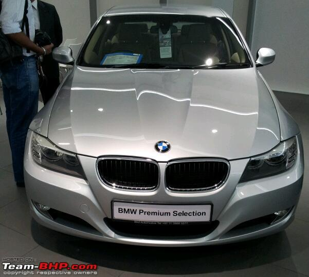 BMW India Launches Pre-owned Car Division. Full Details