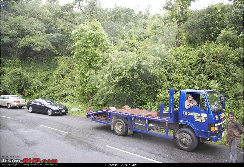 PICS : How flatbed tow trucks would run out of business without German cars!-bmwflatbed.jpg