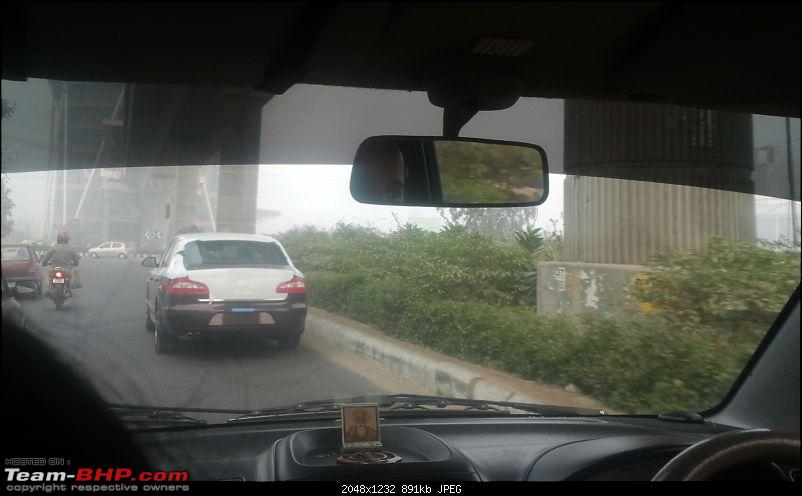 Spotted at Gurgaon: Skoda Superb refresh?-photo0893.jpg