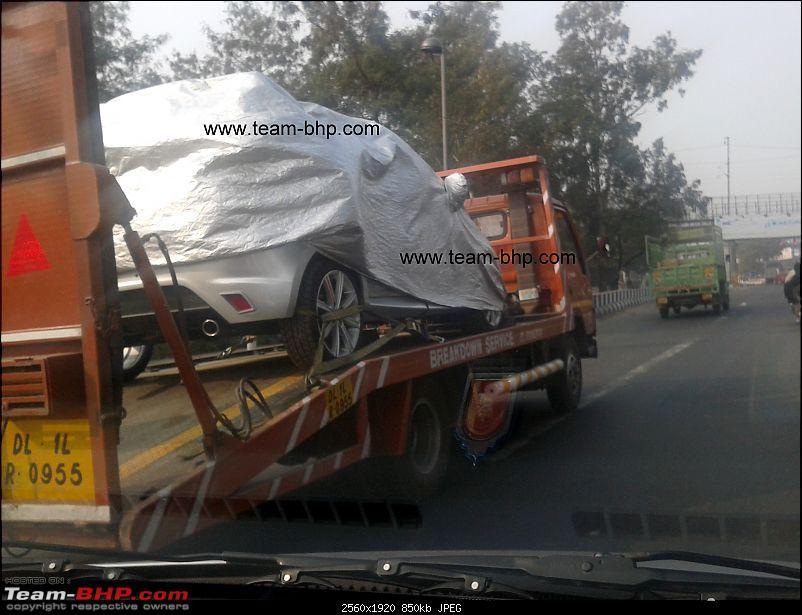 Scoop pics : Small unknown concept under cover *Update* It's the Tata Indica Vista-20120103-14.48.09.jpg