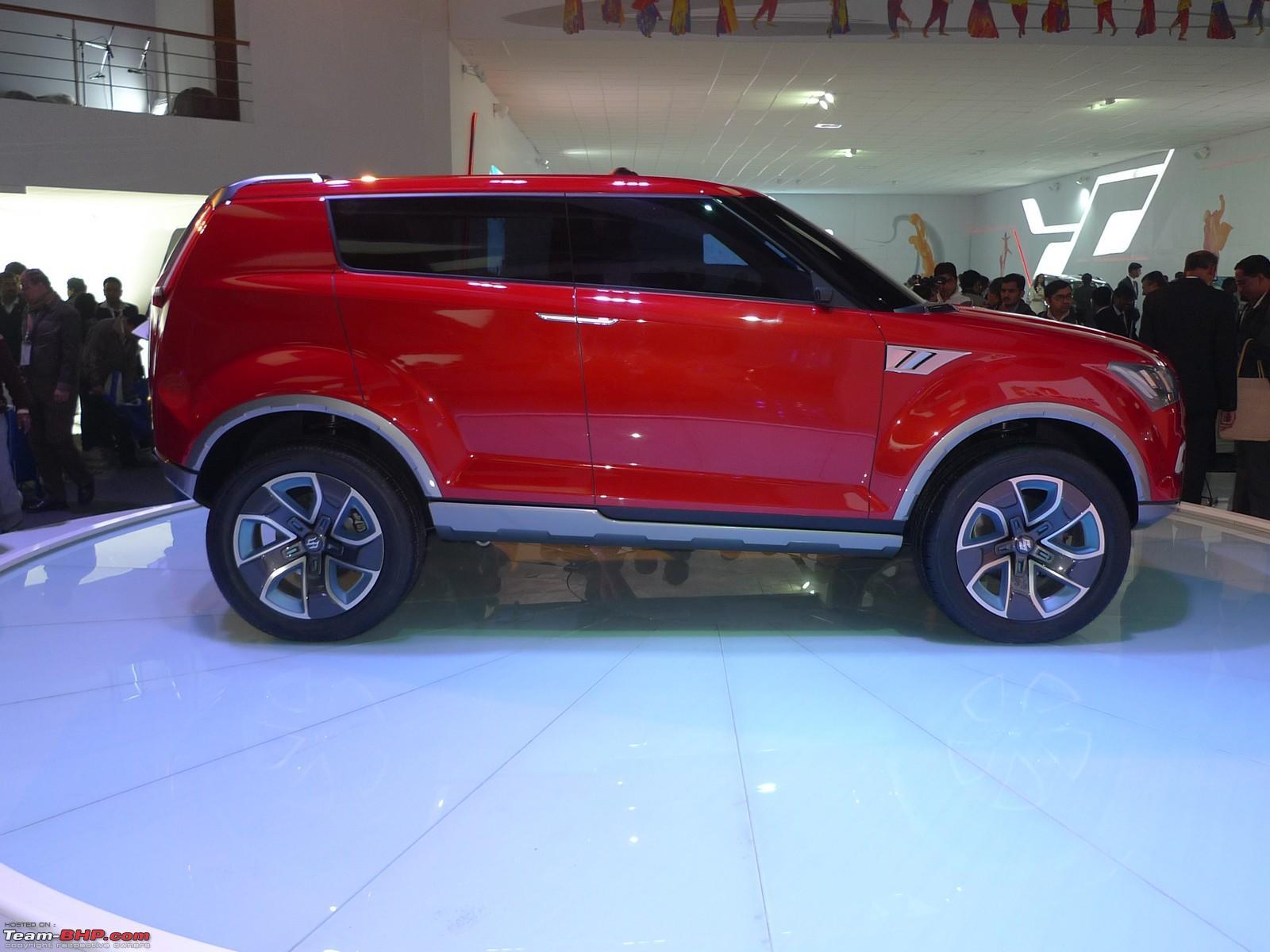 Maruti XA Alpha Compact SUV : Auto Expo 2012 2