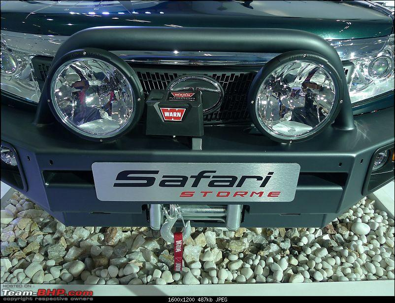 Tata Safari Storme : Auto Expo 2012-tata-safari-modded-5.jpg