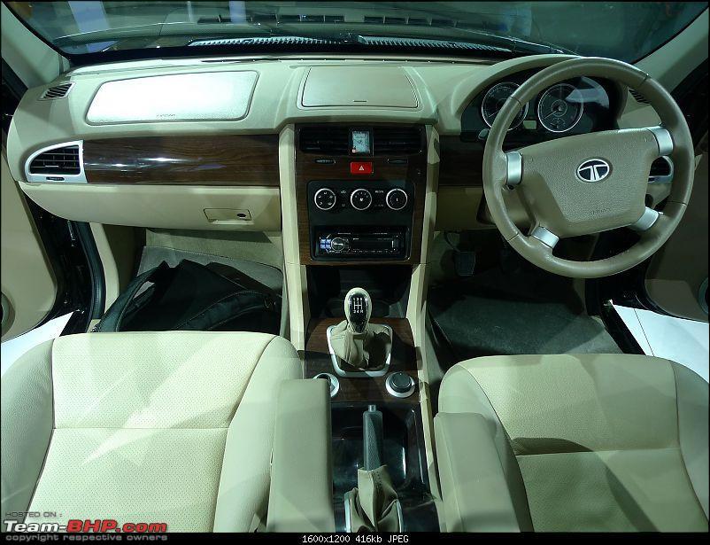 Tata Safari Storme : Auto Expo 2012-interior-1-1.jpg