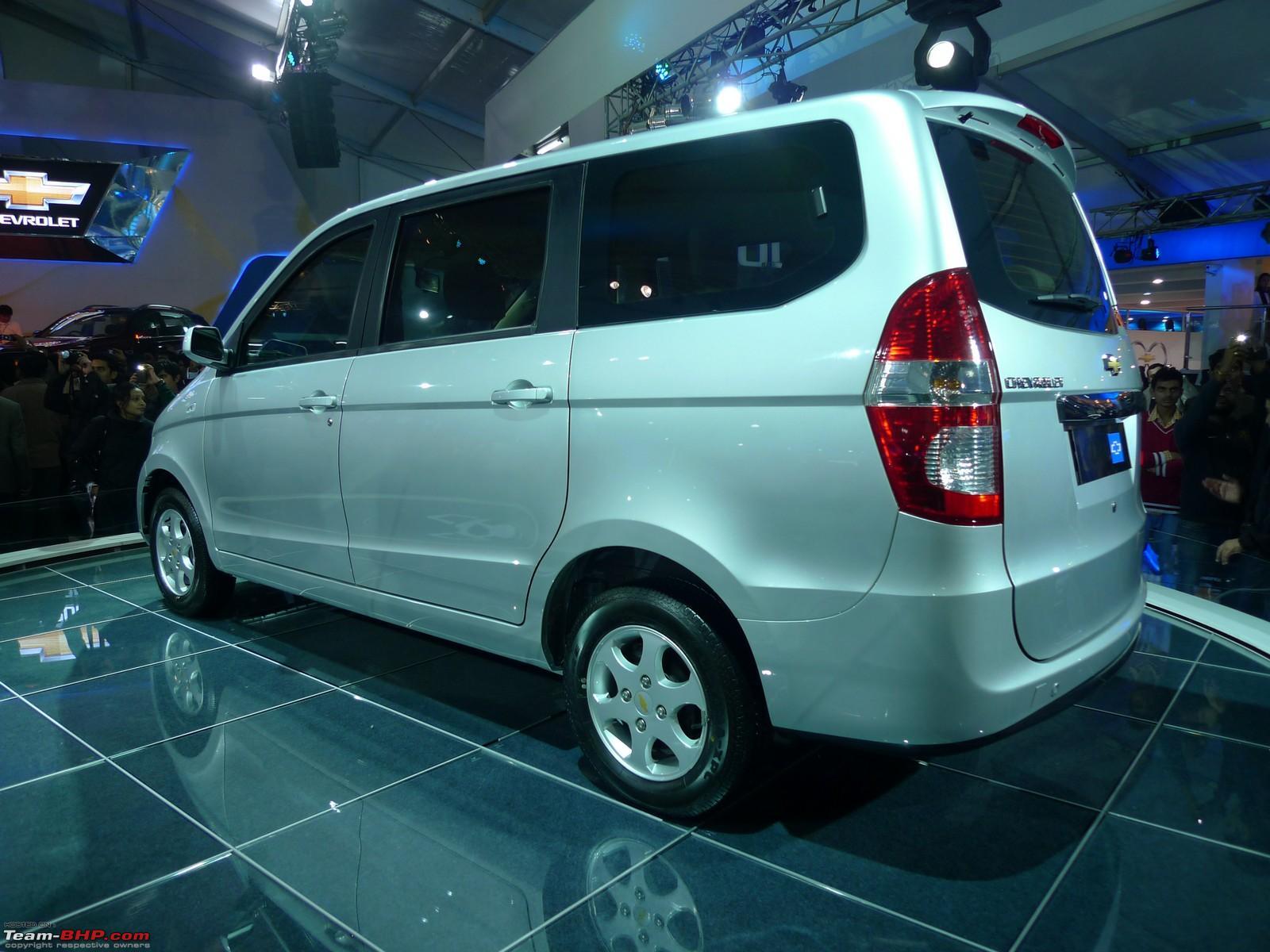 Team-BHP - Chevrolet Sail (Hatchback) & Chevrolet MPV ...