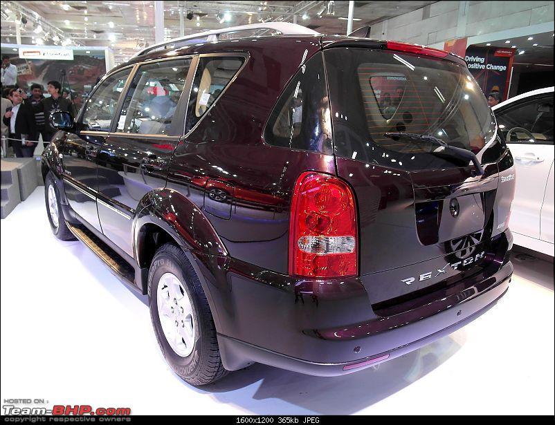 SsangYong (Rexton and more) @ Auto Expo 2012-sam_0274.jpg