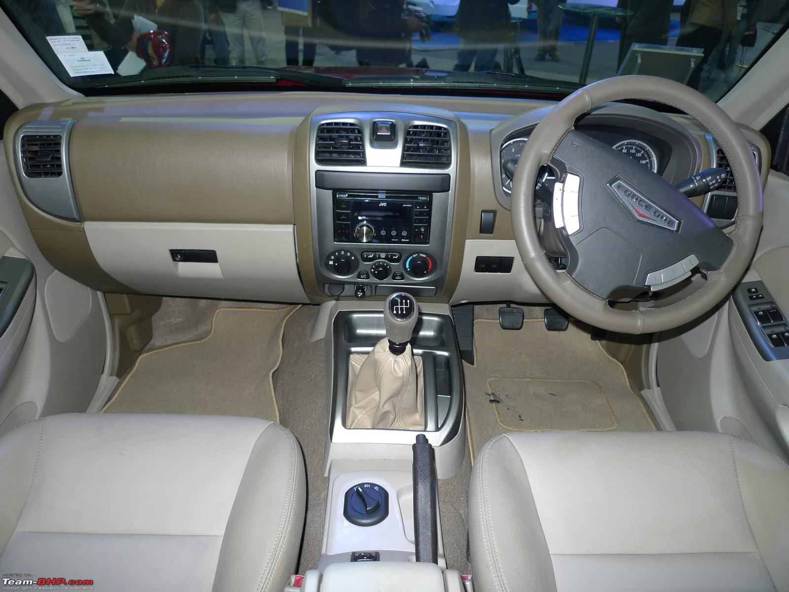 competitive price 86ea0 f159b Force Motors (including Force One 4x4)   Auto Expo 2012-force-1