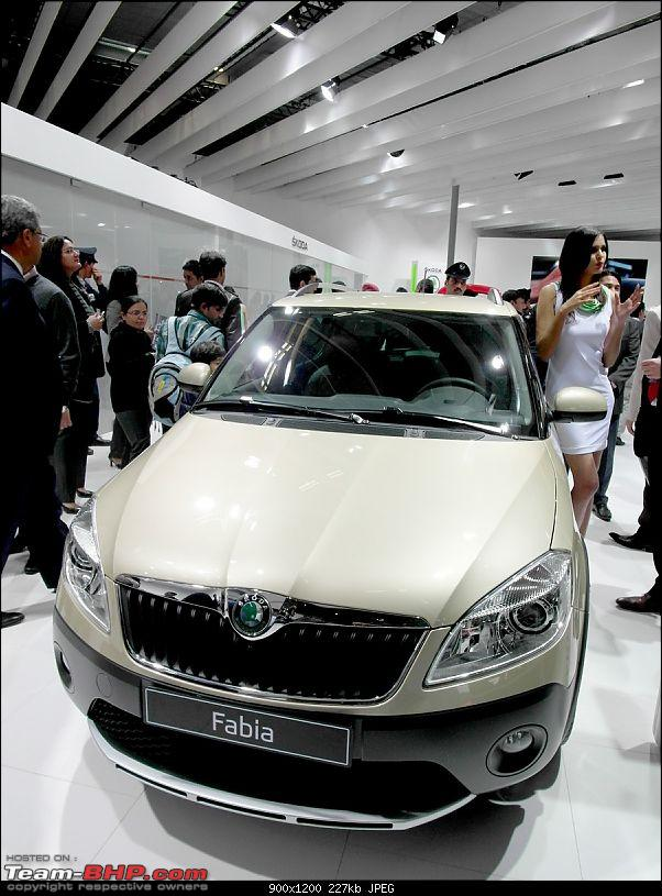 Skoda (including the Fabia Scout) @ Auto Expo 2012-sam_0486.jpg