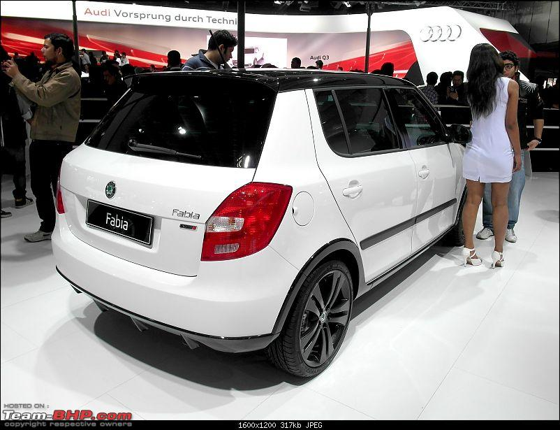 Skoda (including the Fabia Scout) @ Auto Expo 2012-sam_0470.jpg