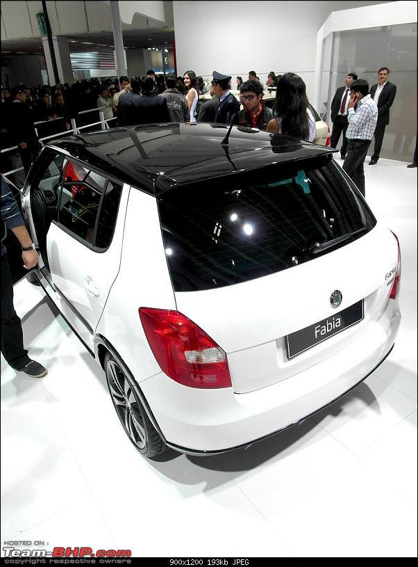 Skoda (including the Fabia Scout) @ Auto Expo 2012-sam_0473.jpg