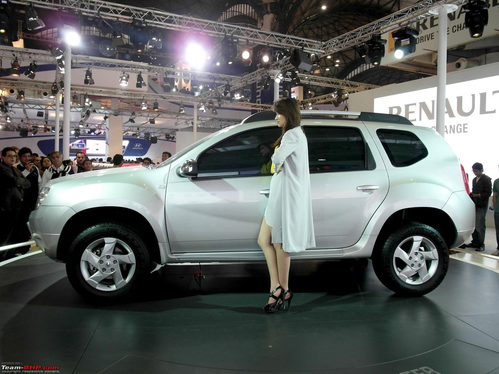 duster in india