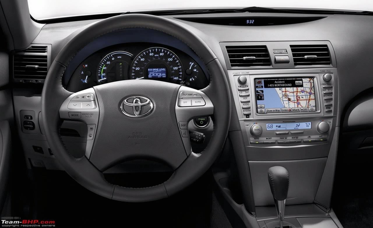 Toyota Camry Price In India 2011 | Toyota Camry Review | Executive Luxury  Car