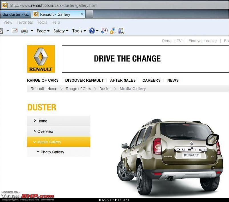 Renault (including Duster Unveil) @ Auto Expo 2012 - EDIT: Now launched at 7.19 Lacs-duster-rear.jpg