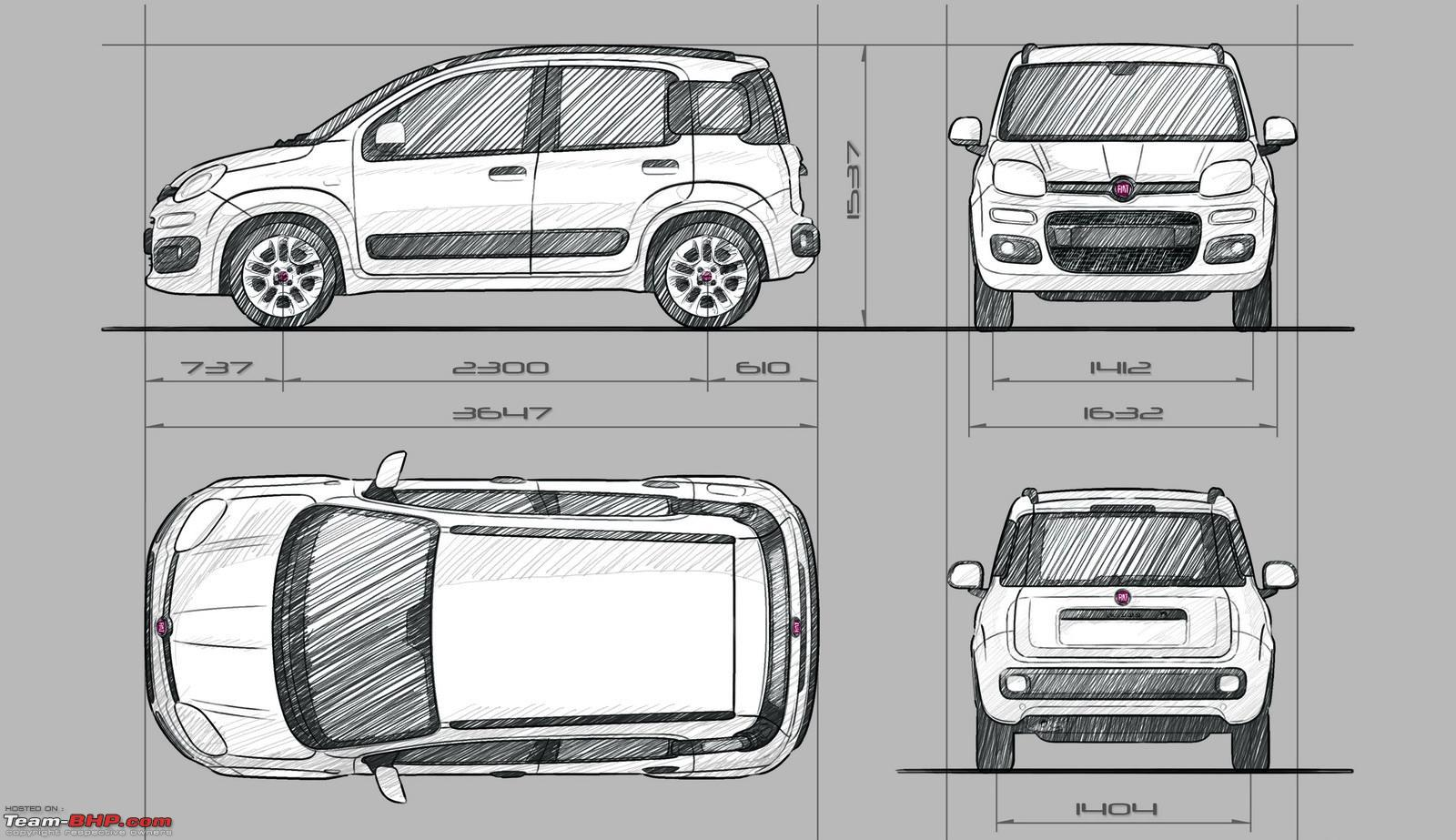 fiat panda hatchback 1 3 multijet page 2 team bhp. Black Bedroom Furniture Sets. Home Design Ideas