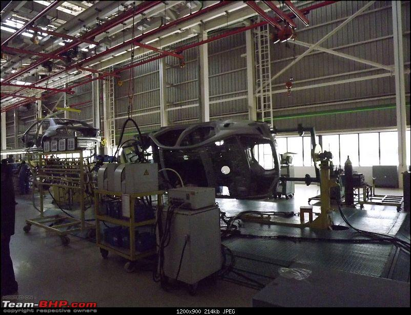 PICS : A Day at the Mercedes Factory (Chakan, MH)-facility-7.jpg