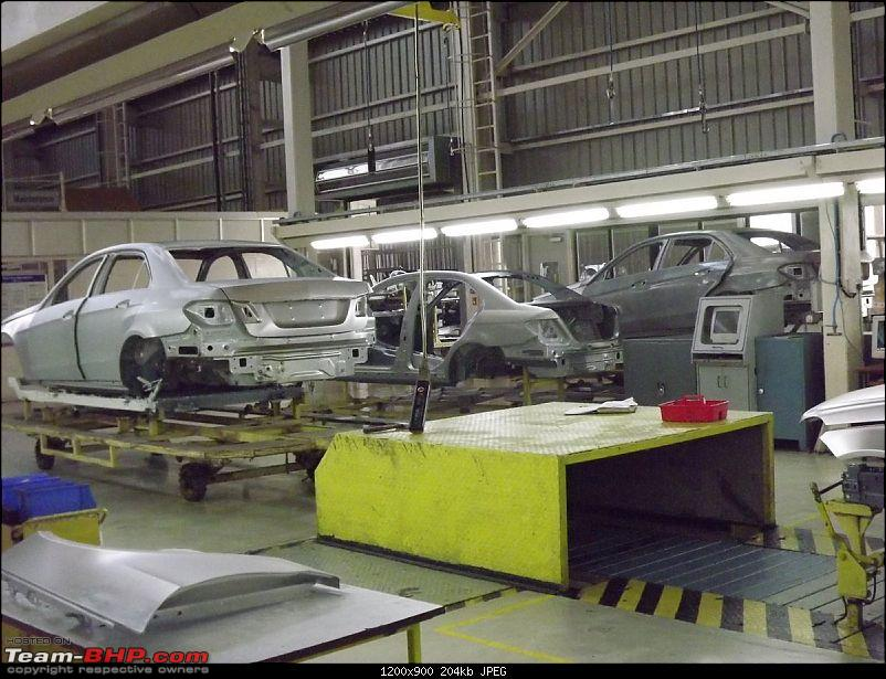PICS : A Day at the Mercedes Factory (Chakan, MH)-facility-9.jpg