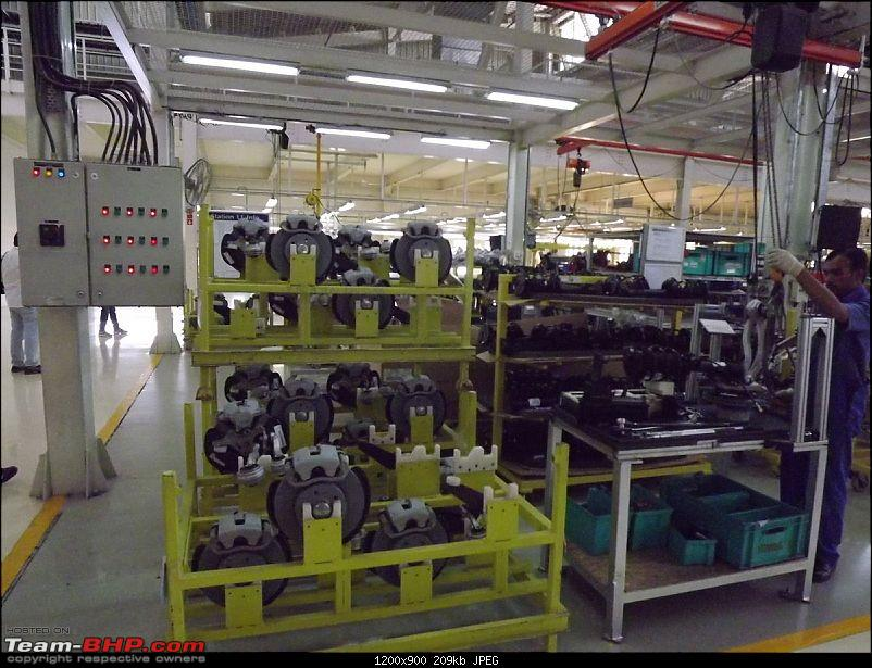 PICS : A Day at the Mercedes Factory (Chakan, MH)-facility-13.jpg