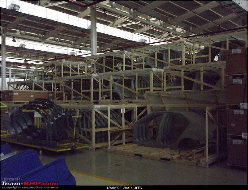 PICS : A Day at the Mercedes Factory (Chakan, MH)-ckd-parts-3.jpg
