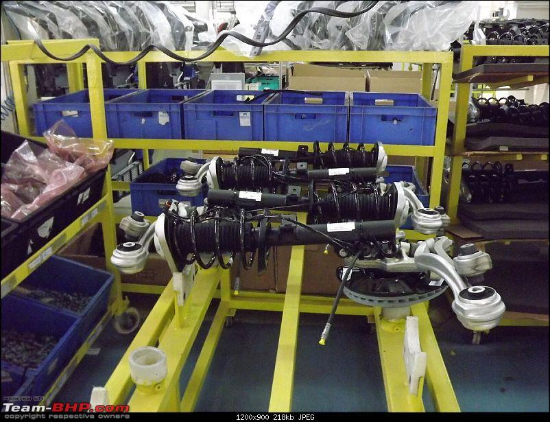 PICS : A Day at the Mercedes Factory (Chakan, MH)-suspension-1.jpg